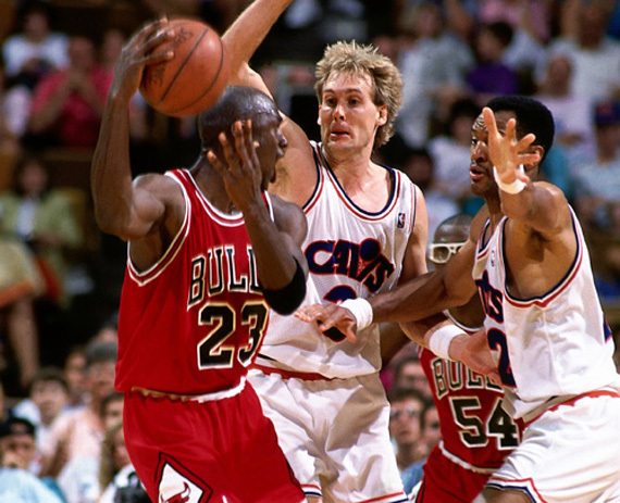 Los Bulls vuelven a barrer a los Cavs