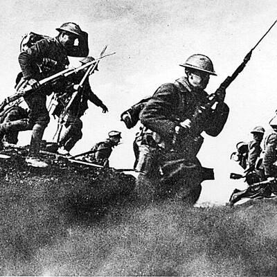 I Guerra Mundial y Revolución Rusa timeline