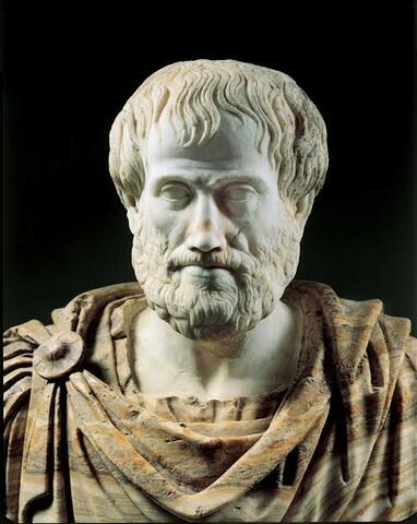 ARISTOTLE (348 - 322 BC)