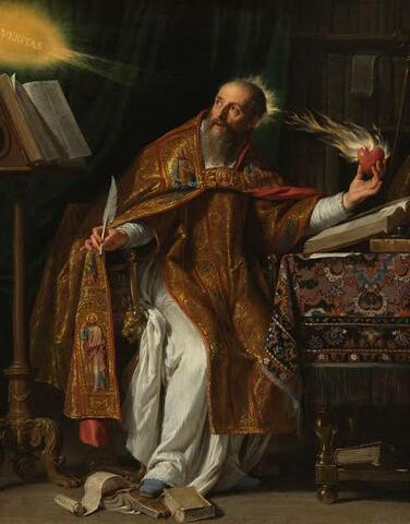 AUGUSTINE OF HIPPO (354-430 AD)