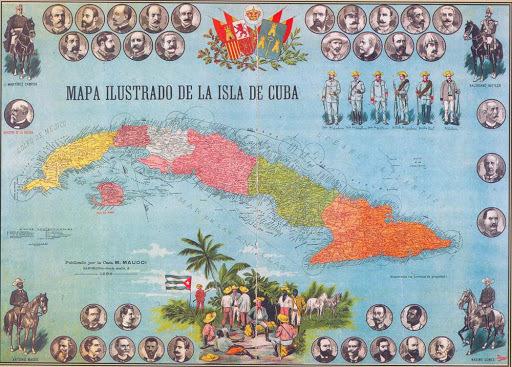 Inicio de la Guerra de los diez años con Cuba