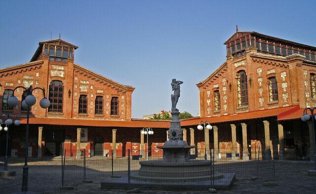 Inauguración de la la Exposición Aragonesa de 1885.