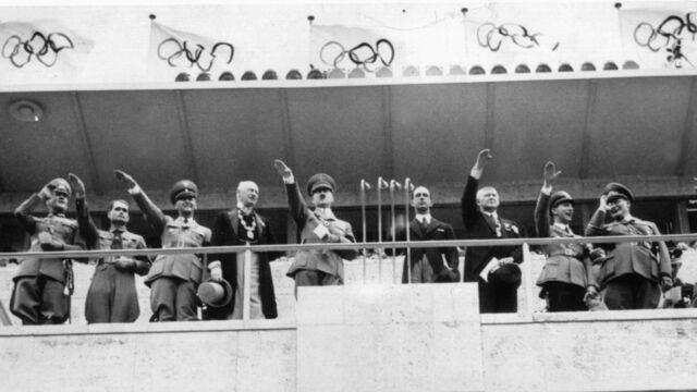 Olympische Sommerspiele 1936
