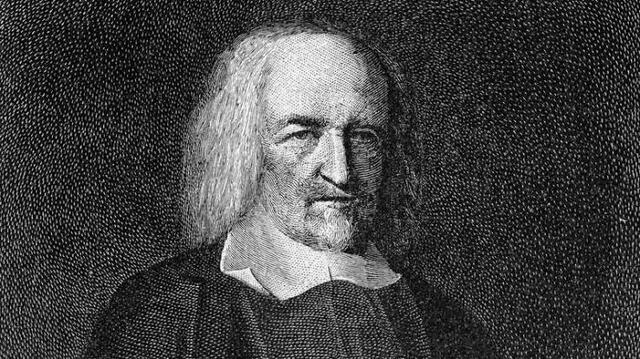 THOMAS HOBBES (1588 -1679)