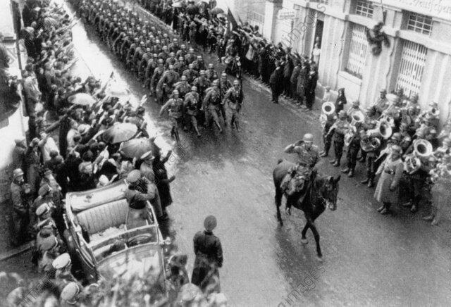Besetzung des Sudetenlandes
