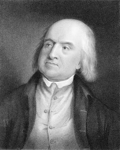 JEREMY BENTHAM (1748 - 1832)