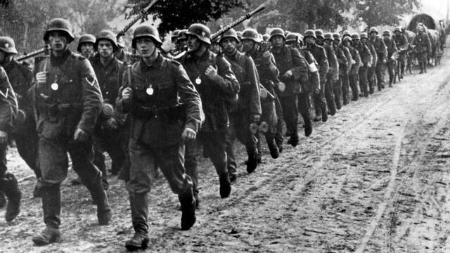 Überfall der deutschen Wehrmacht auf Polen