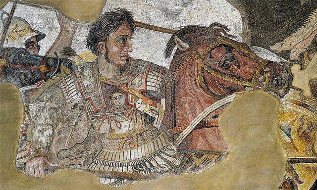Alejandro Magno conquista Persia