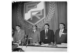 Formación del Partido Radical