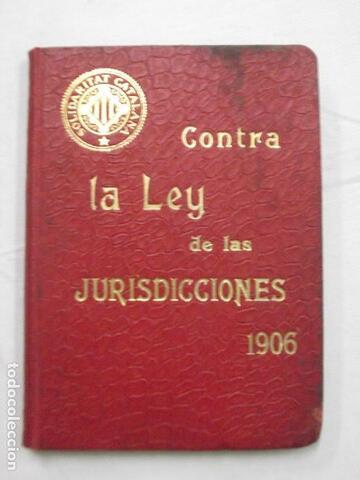 Ley de Jurisdicciones.