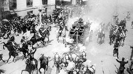 EJE CRONOLÓGICO UNIDAD 9: La crisis del Sistema de la Restauración y la caída de la Monarquía (1902-1931). La Dictadura de Primo de Rivera (1923-1930). timeline