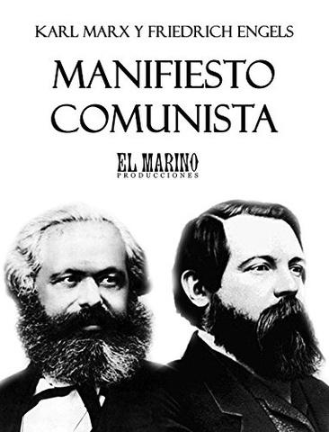 Publicación de El manifiesto comunista.