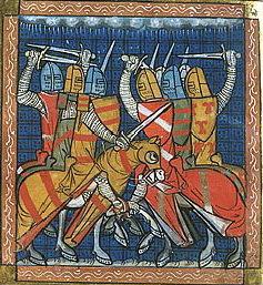Segunda guerra civil en Castilla