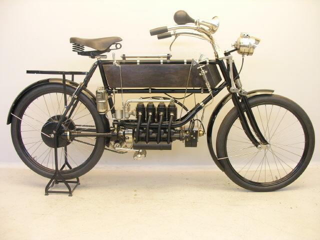 El motor de 4 cilindros en competición