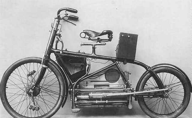 Primer motor 4 cilindros
