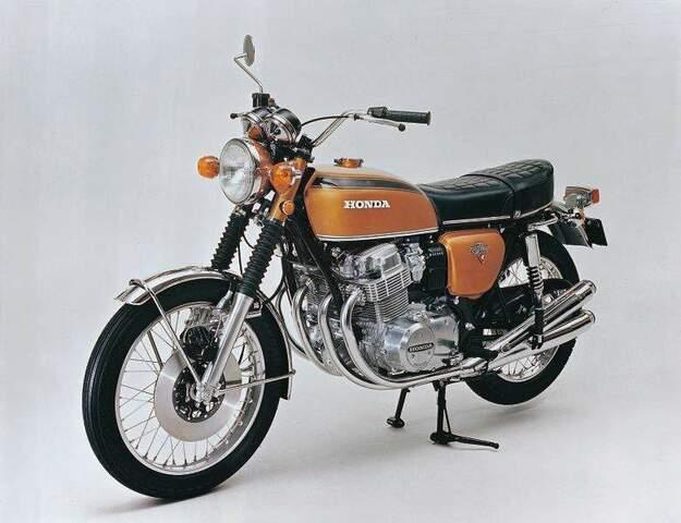 """La moto """"moderna"""""""