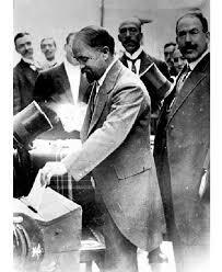 Ley electoral  maderista de 1911