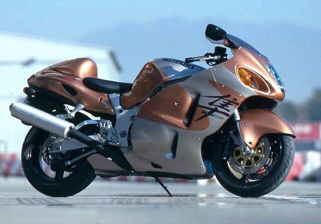 Récord moto de serie