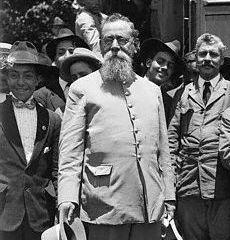Ley para la elección de Poder Federales de 2 de Julio de 1918