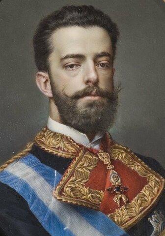 El reinado de Amadeo I