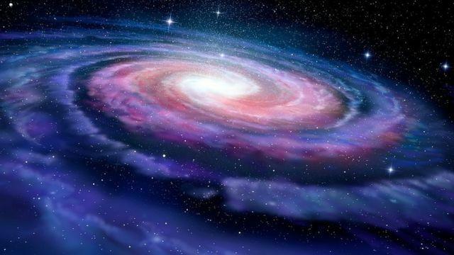 Galaxias - 128 BLN YRS AGO