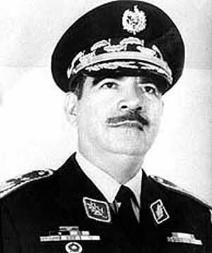 GOBIERNO MILITAR DE ROMEO LUCAS GARCÍA