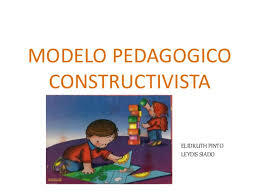Modelo Pedagógico Constructivista