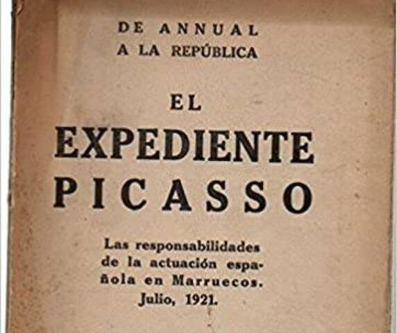 Expediente Picasso (agosto)