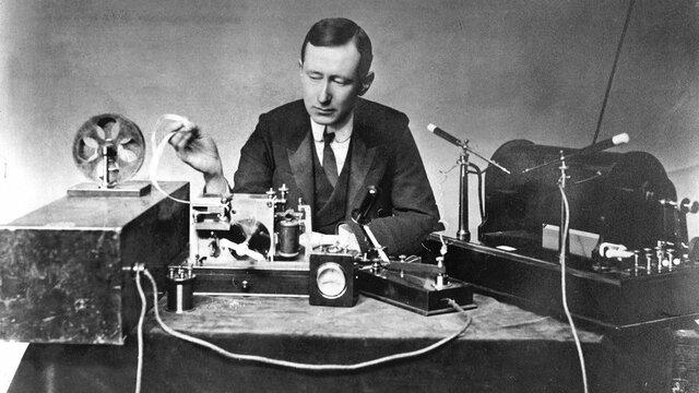 Aparición de la Radiodifusión