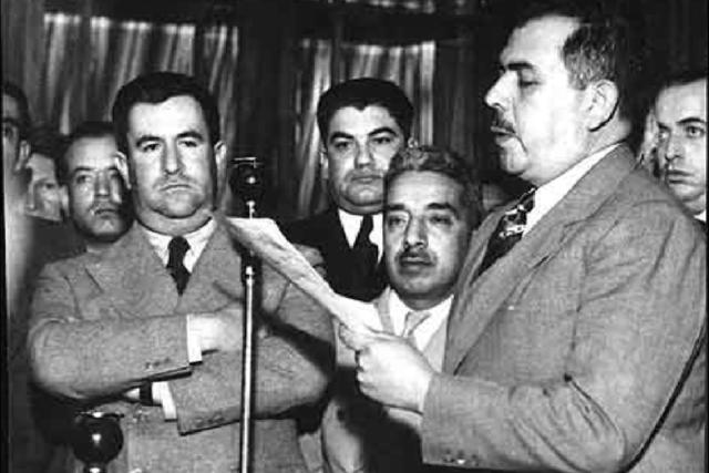 Lázaro Cárdenas decreta la expropiación petrolera