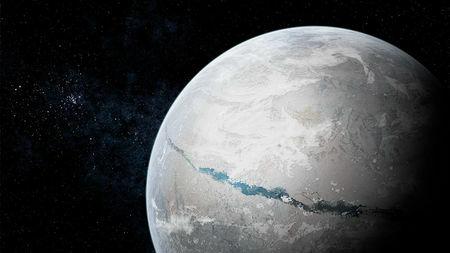 SnowBall Earth - 650 MLN YRS AGO