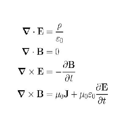 James Clerk Maxwell (Las ecuaciones de Maxwell)
