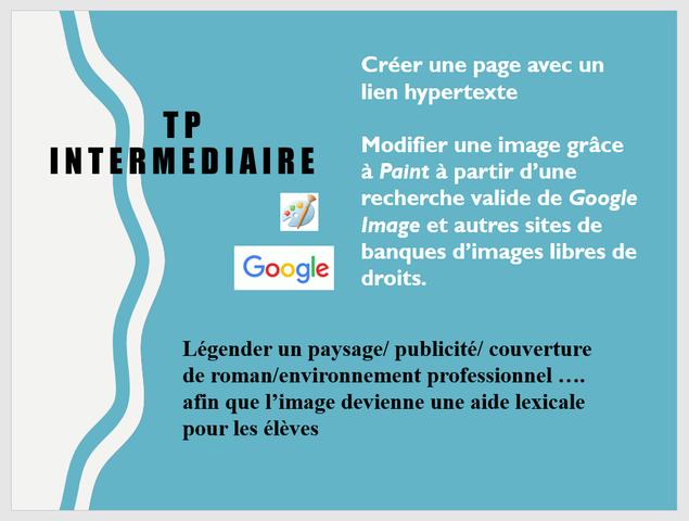 TP Intermédiaire
