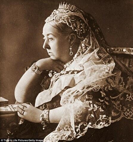 En Inglaterra se celebra el Jubileo de oro de la reina Victoria.
