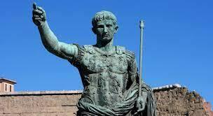 Octavian Turns Roman Republic into an Empire