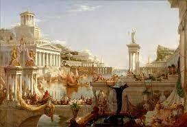 Pax Romana: The Roman Peace (1 CE)