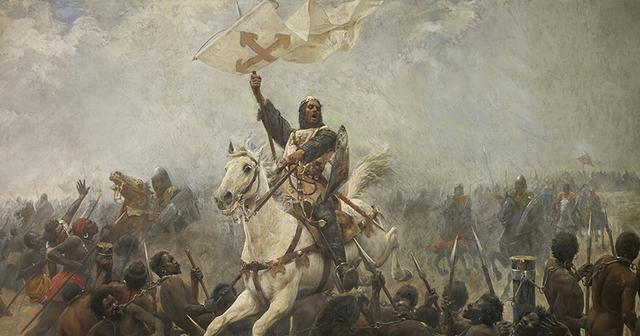 Los almohades son derrotados en las Navas de Tolosa