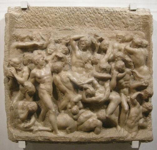 La batalla dels centaures