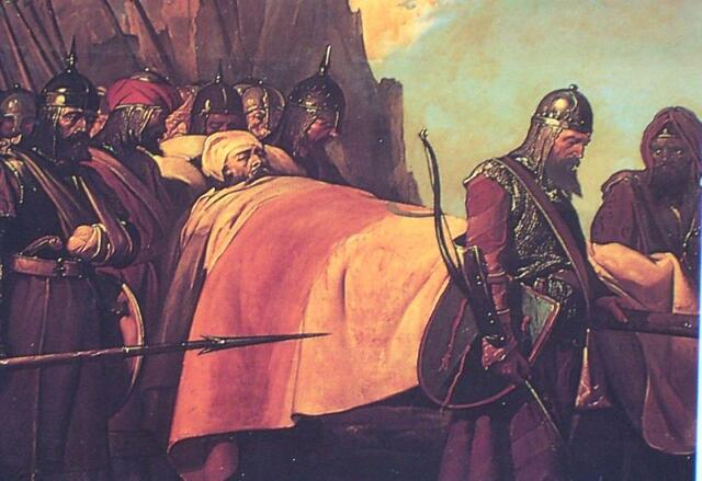 Muere Almanzor. Da inicio la crisis del califato
