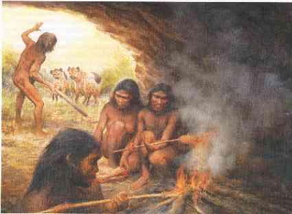 Homo Erectus - 1.9 MLN YRS AGO