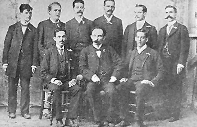 Fundación del Partido Revolucionario Cubano