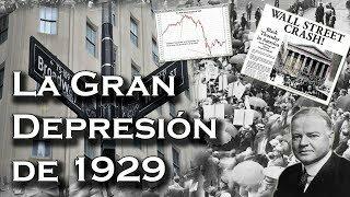 La Gran Depresión de EUA