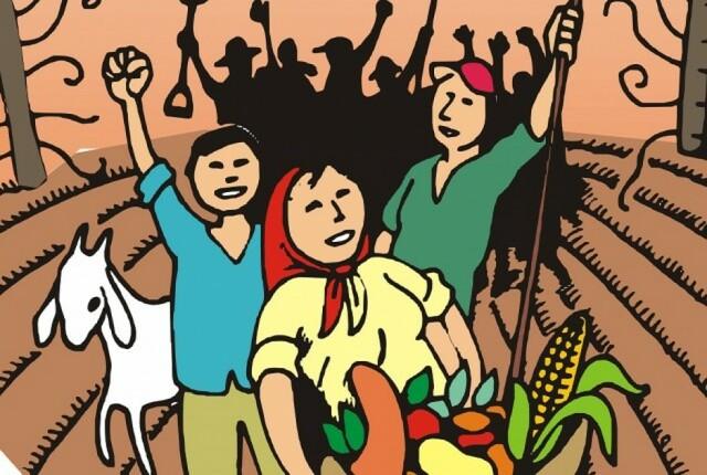 Se funda la Unión de Trabajadores de Campesinos