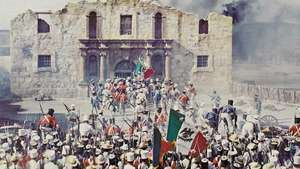 Fall of the Alamo