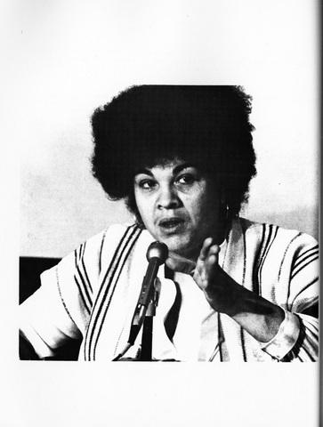 Frances Beal Co-Founds SNCC's Black Women's Liberation Caucus (BWLC)