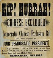 Chinese immigration act