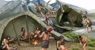 La Prehistoria, EDAD DE PIEDRA