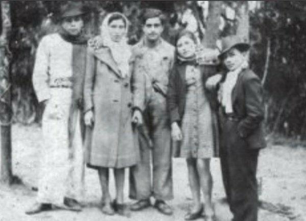 La Familia Latinoamericana en 1950- 1980