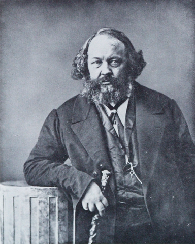 Nacimiento de Bakunin