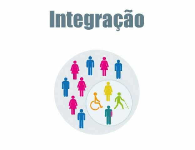 Início da integração de estudantes em classes especiais